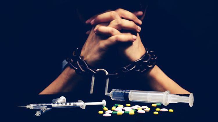 ปัญหาที่มักจะเกิดขึ้นสำหรับคนติดยา